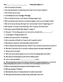 The Great Gatsby chapters 1-3 quiz