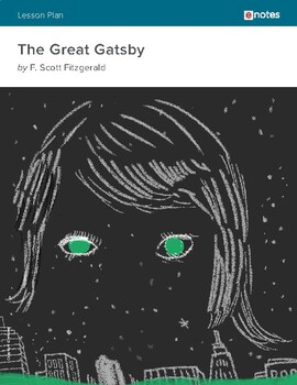 The Great Gatsby eNotes Lesson Plan