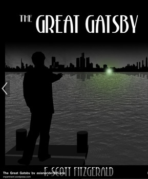 The Great Gatsby & the quest for The American Dream- Activity