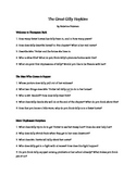 The Great Gilly Hopkins Literature Guide Questions