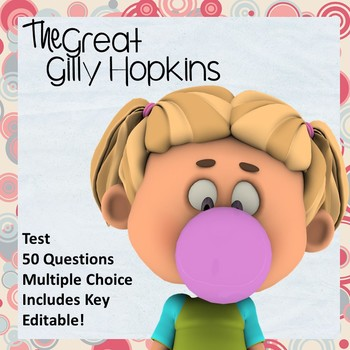 The Great Gilly Hopkins Test