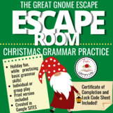 The Great Gnome Christmas Digital Escape Room