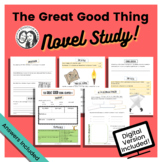 The Great Good Thing by Roderick Townley: Printable + Digi