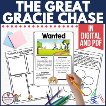 The Great Gracie Chase Activities