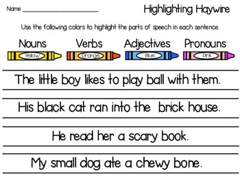 The Great Grammar Hunt
