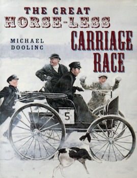 The Great Horseless Carriage Race paperback
