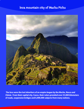 The Great Inca Empire of Peru - Four Corners of the World