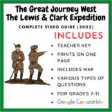 The Great Journey West: Lewis and Clark Expedition - Video Guide