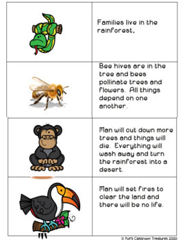 The Great Kapok Tree Interactive and Shared Reading