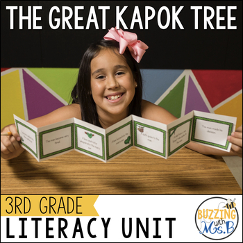 The Great Kapok Tree Interdisciplinary Literacy Unit
