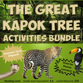 The Great Kapok Tree Interactive Notebook Reading Lessons & Activities Bundle