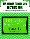 The Great Kapok Tree: ULTIMATE Common Core Literature Unit