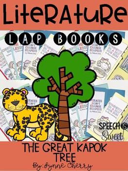 The Great Kapok Tree Literature Lap Book