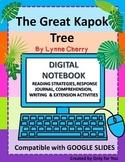 The Great Kapok Tree Literature Study Notebook: Digital Resource with Google