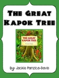 The Great Kapok Tree Novel Study (Rain Forest Activities)
