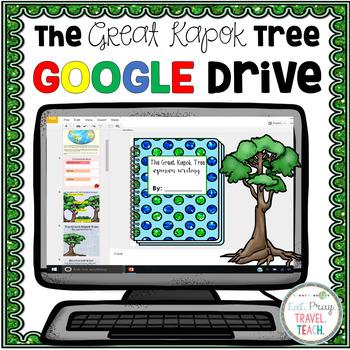 The Great Kapok Tree Digital Opinion Writing