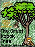 The Great Kapok Tree Persuasive Letter Writing with Rubric