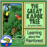 The Great Kapok Tree Activities, Rainforest Unit and Resources