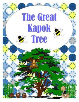 The Great Kapok Tree : Reading Street : Grade 4 (version 1- please check words)