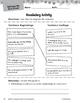 The Great Kapok Tree Vocabulary Activities