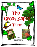 The Great Kapok Tree by Lynne Cherry-A Complete Book Response Journal