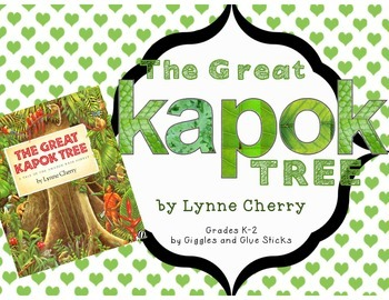 The Great Kapok Tree with QR Code Listening Center and More!