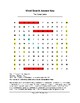The Great Lakes Word Search (Grades 2-3)