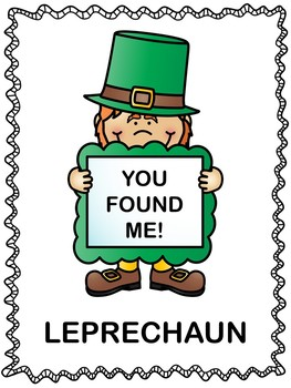 The Great Leprechaun Chase - Fit N' Play