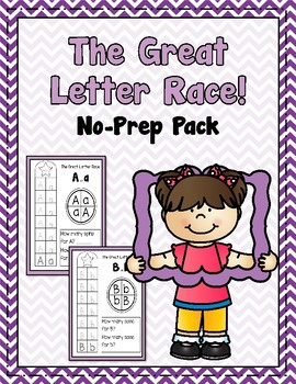 The Great Letter Race