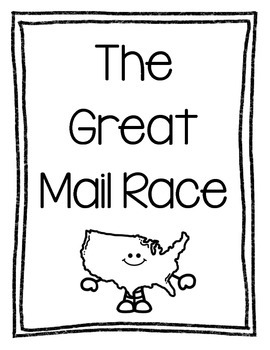 The Great Mail Race **FREEBIE**