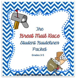 The Great Mail Race Student Guidelines Packet