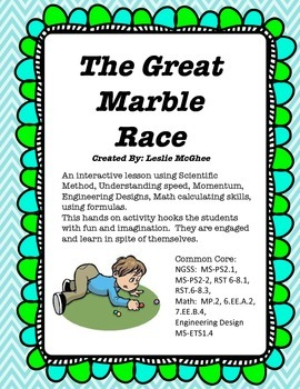 The Great Marble Race