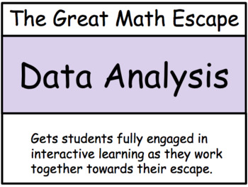 The Great Math Escape - Data Analysis