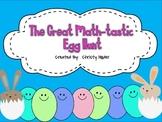 The Great Math-Tastic Egg Hunt
