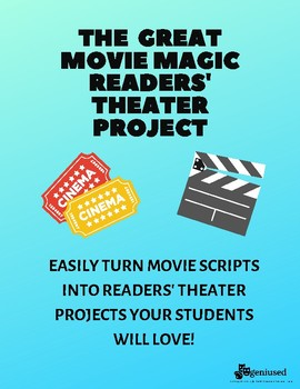 The Great Movie Magic Reader's Theater Project!
