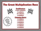 The Great Multiplication Race