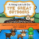 The Great Outdoors-Journeys 2017