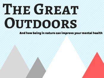 The Great Outdoors Passive Bulletin