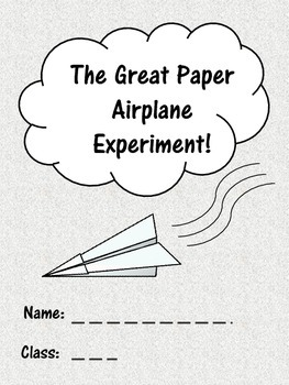 The Great Paper Airplane Experiment!