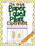 The Great Paper Towel Plant Experiment