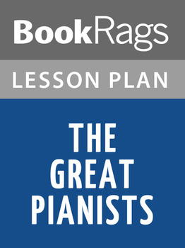 The Great Pianists Lesson Plans