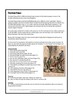 The Great Plague and Eyam Reading Comprehension Activity Book
