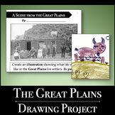 The Great Plains - Drawing Project
