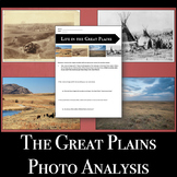 The Great Plains Photo Analysis Activity