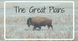 The Great Plains PowerPoint
