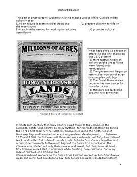 The Great Plains and Westward Expansion