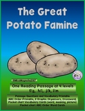 The Great Potato Famine Multi-Level Reading Passage