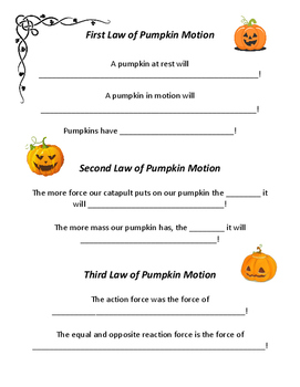 The Great Pumpkin Catapult