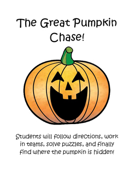 The Great Pumpkin Chase