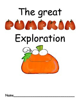 The Great Pumpkin Exploration - a Rotating Stations Event